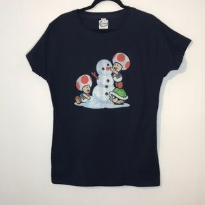 Nintendo Toad print t-shirt in 100% cotton